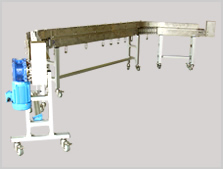 Lateral Flexible Top Chain Conveyor:T-S-00011